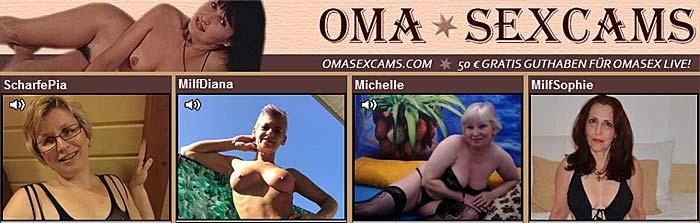 Sexcam Omas
